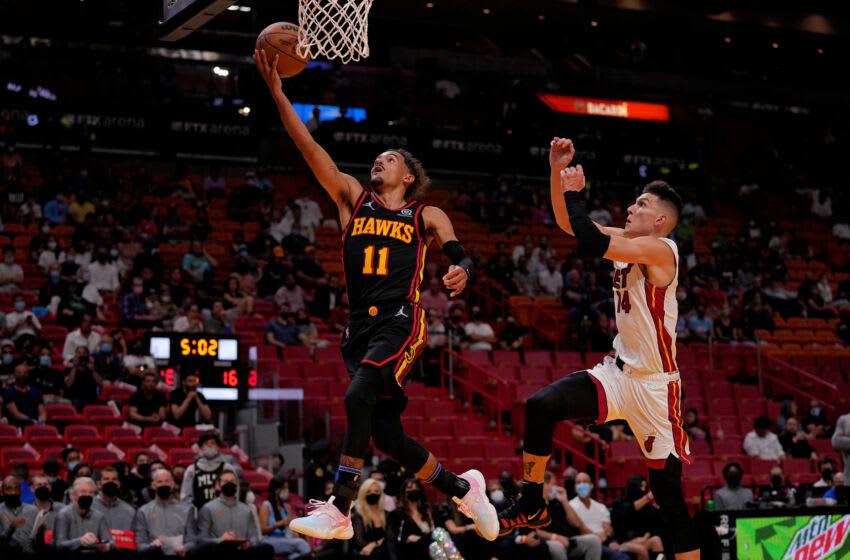 Atlanta Hawks. Mandatory Credit: Jasen Vinlove-USA TODAY Sports