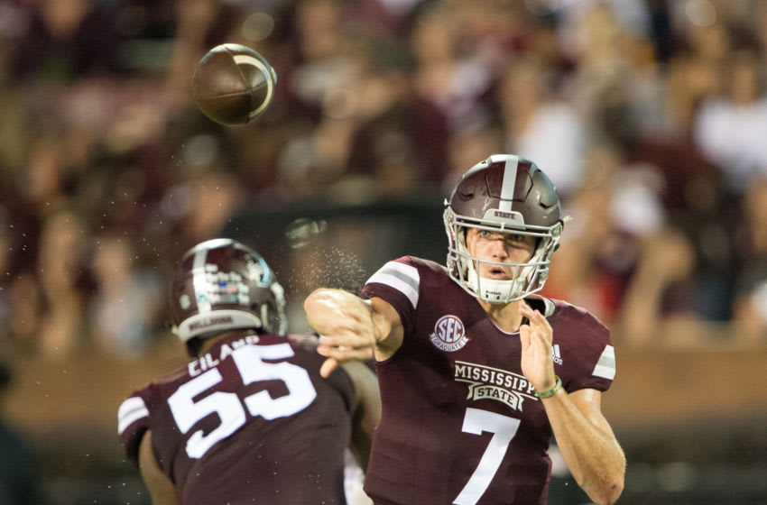 Mississippi State football (Photo by Michael Chang/Getty Images)