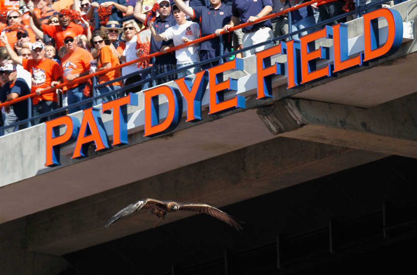 Pat Dye Field sign (Photo by Kevin C. Cox/Getty Images)