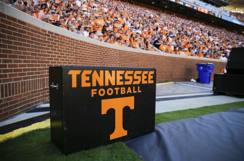 Tennessee Volunteers logo (Photo by Silas Walker/Getty Images)