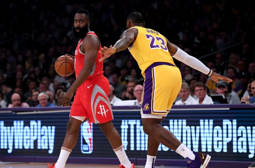 Houston Rockets James Harden (Photo by Harry How/Getty Images)