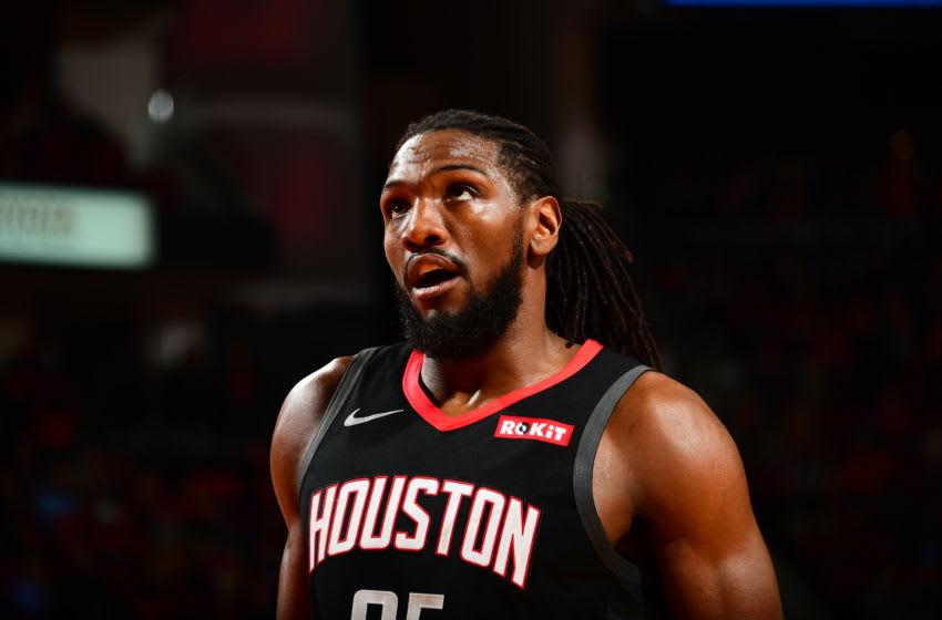 Houston Rockets Kenneth Faried (Photo by Scott Cunningham/NBAE via Getty Images)