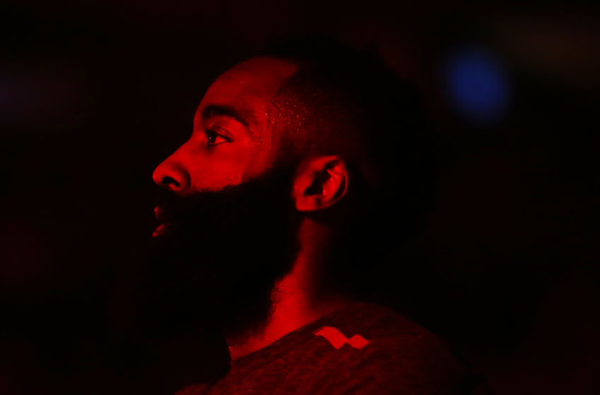 Houston Rockets James Harden (Photo by Vaughn Ridley/Getty Images)