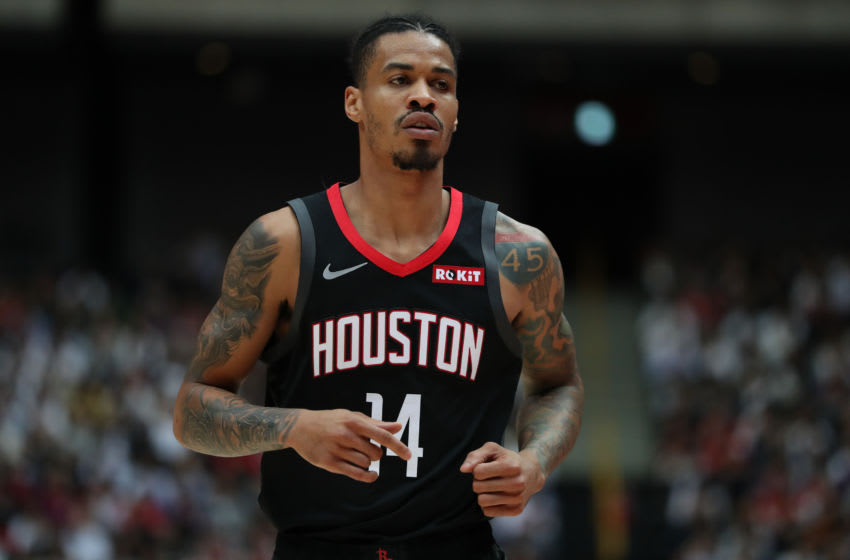 Houston Rockets Gerald Green (Photo by Takashi Aoyama/Getty Images)