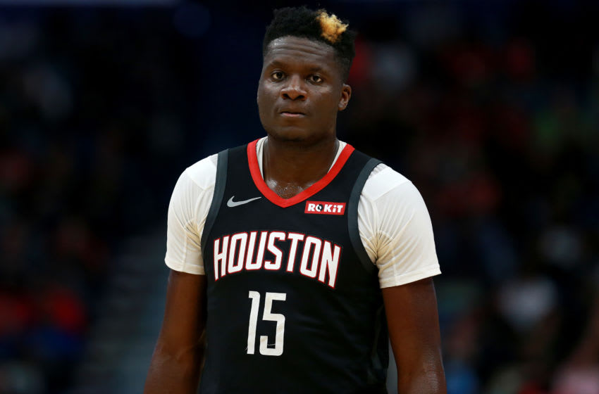 Clint Capela (Photo by Sean Gardner/Getty Images)