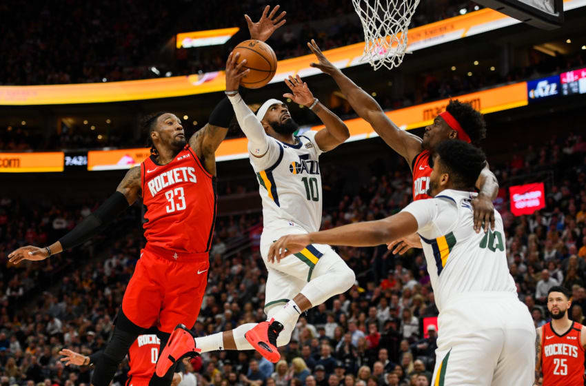 Houston Rockets Robert Covington (Photo by Alex Goodlett/Getty Images)