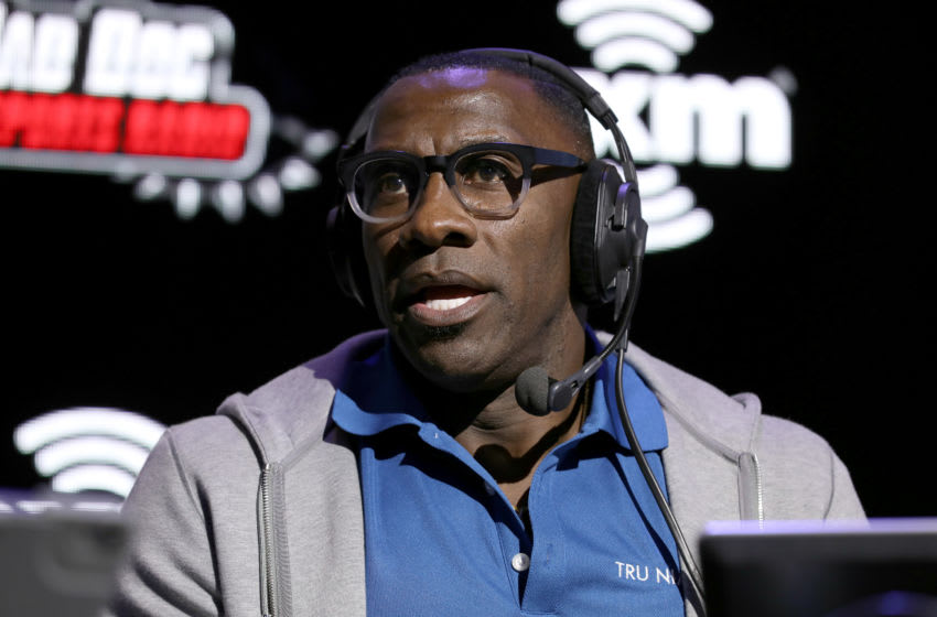 Former NFL player Shannon Sharpe (Photo by Cindy Ord/Getty Images for SiriusXM )