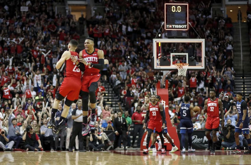 Houston Rockets (Photo by Tim Warner/Getty Images)
