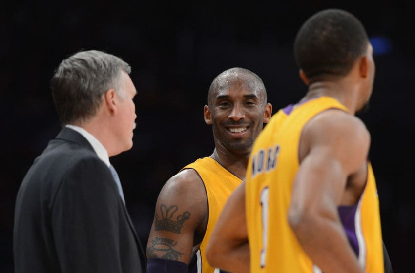 Mike D'Antoni Kobe Bryant (Photo by Harry How/Getty Images)