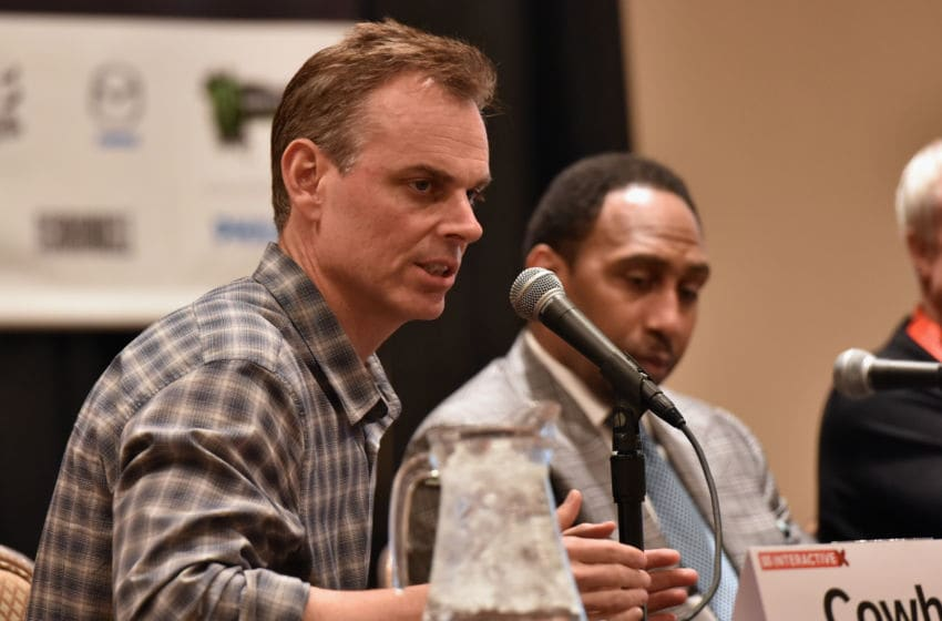 Colin Cowherd (Photo by Amy E. Price/Getty Images for SXSW)