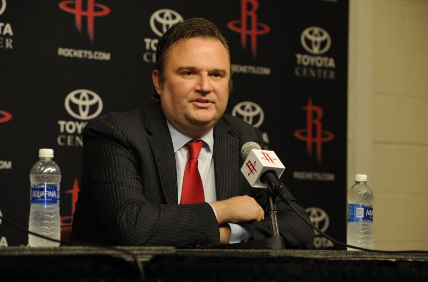 Houston Rockets GM Daryl Morey (Photo by Bill Baptist/NBAE via Getty Images)