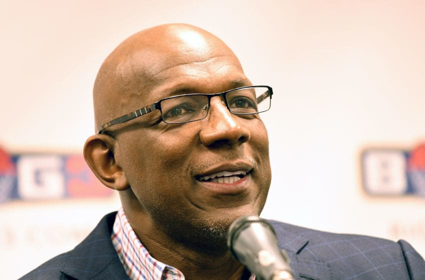 Houston Rockets Clyde Drexler (Photo by J Pat Carter/BIG3/Getty Images)