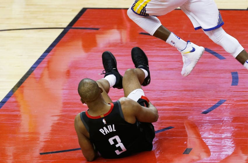 Houston Rockets Chris Paul (Photo by Bob Levey/Getty Images)