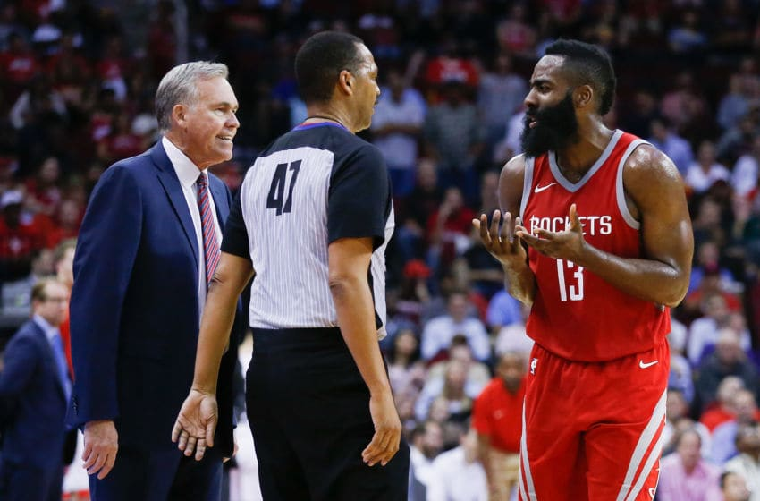 HOUSTON, TX - NOVEMBER 14: James Harden