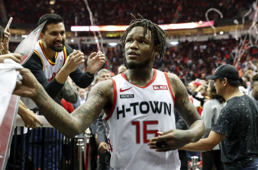 Houston Rockets Ben McLemore (Photo by Tim Warner/Getty Images)