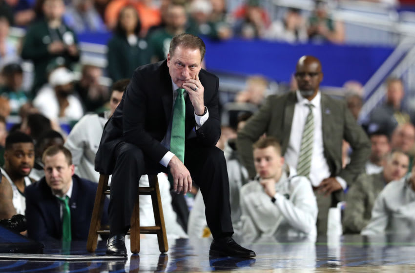 Tom Izzo, Michigan State basketball (Photo by Streeter Lecka/Getty Images)