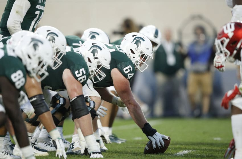 Michigan State football (Photo by Joe Robbins/Getty Images)