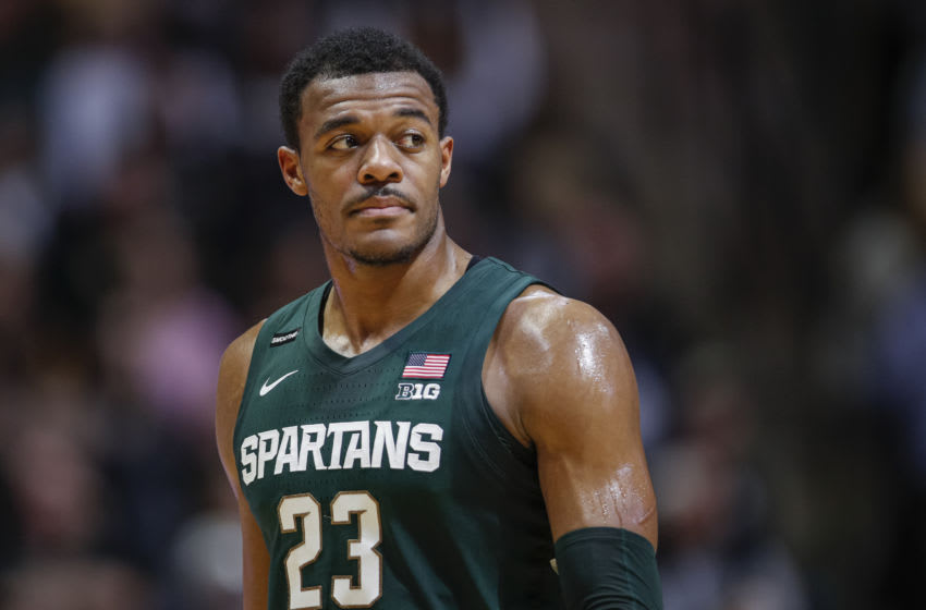 Xavier Tillman, Michigan State basketball (Photo by Michael Hickey/Getty Images)