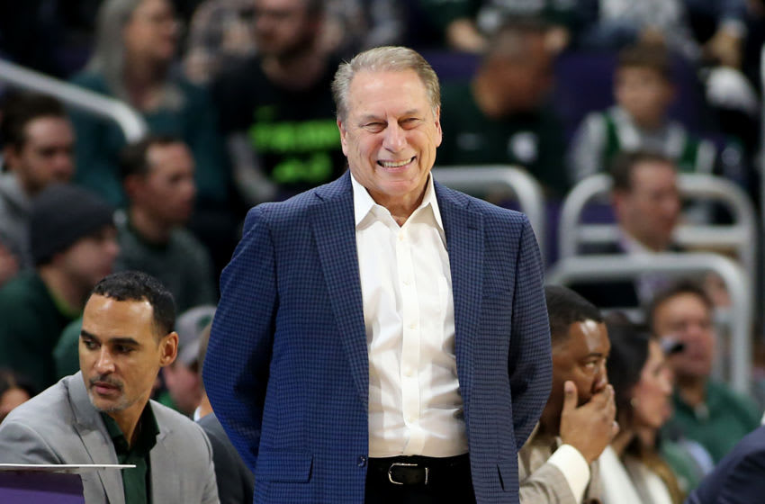 Tom Izzo, Michigan State basketball (Photo by Justin Casterline/Getty Images)