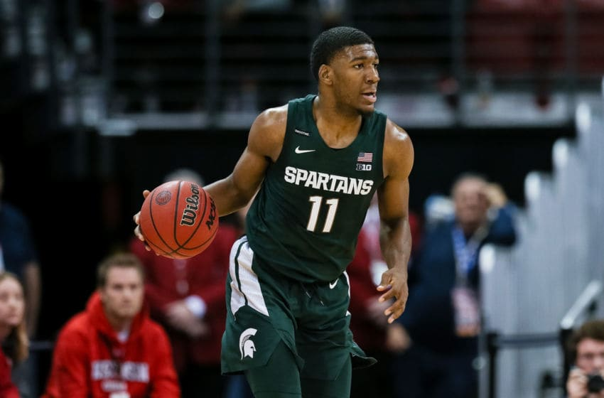 Aaron Henry, Michigan State basketball (Photo by Dylan Buell/Getty Images)