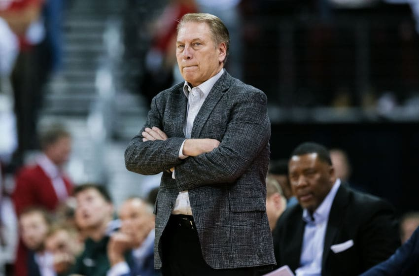 Tom Izzo, Michigan State basketball (Photo by Dylan Buell/Getty Images)