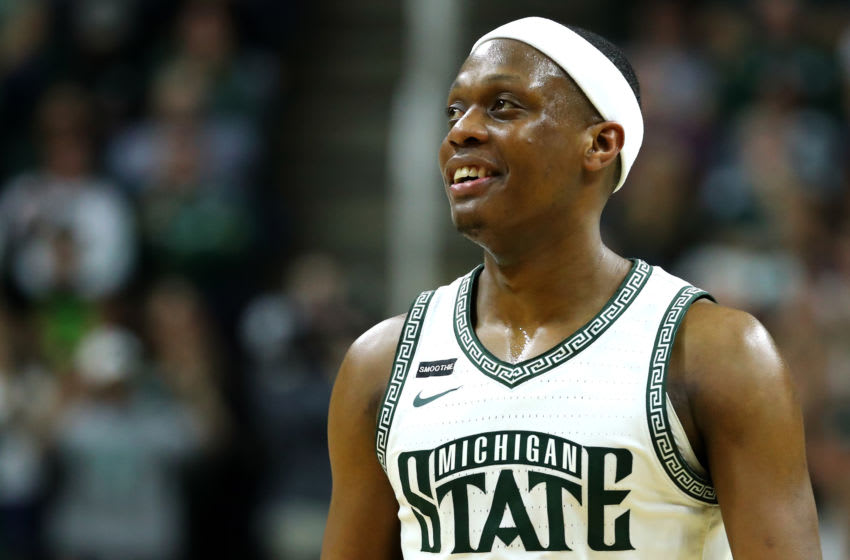 Cassius Winston, Michigan State basketball (Photo by Gregory Shamus/Getty Images)