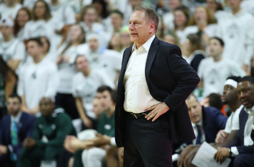 Tom Izzo, Michigan State basketball (Photo by Gregory Shamus/Getty Images)