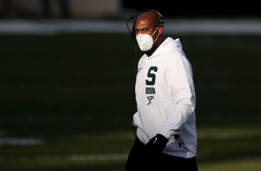 Mel Tucker, Michigan State football (Photo by Gregory Shamus/Getty Images)
