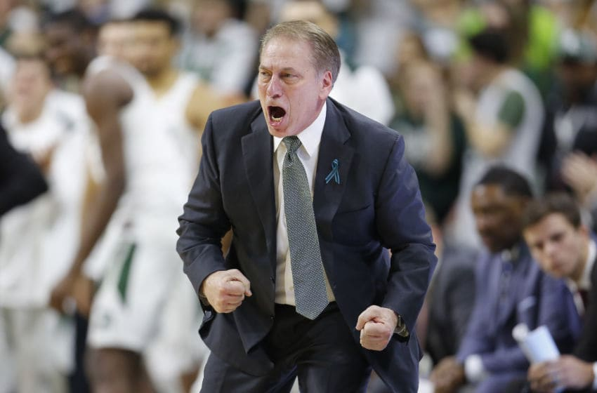 Tom Izzo, Michigan State basketball (Photo by Rey Del Rio/Getty Images)