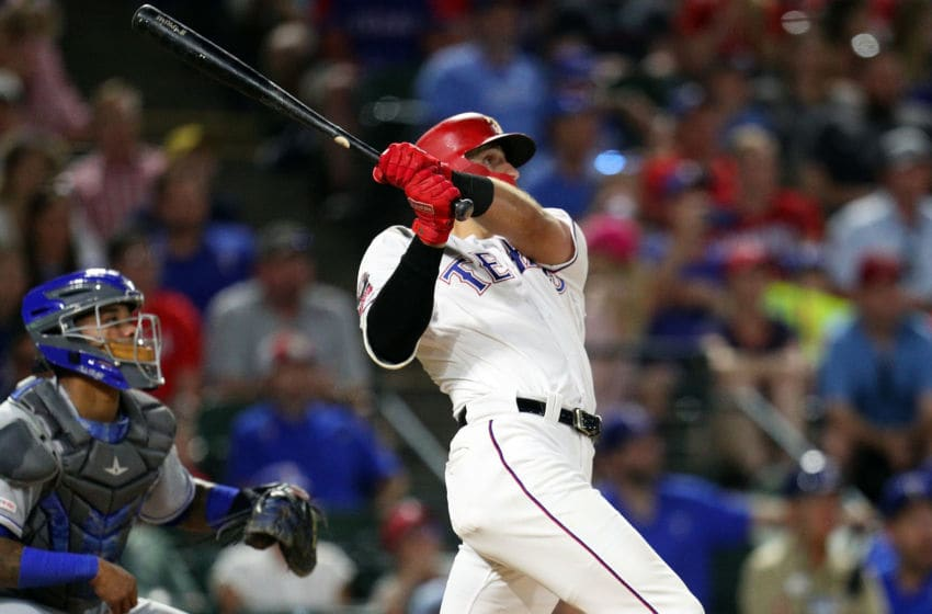 Joey Gallo (Photo by Richard Rodriguez/Getty Images)