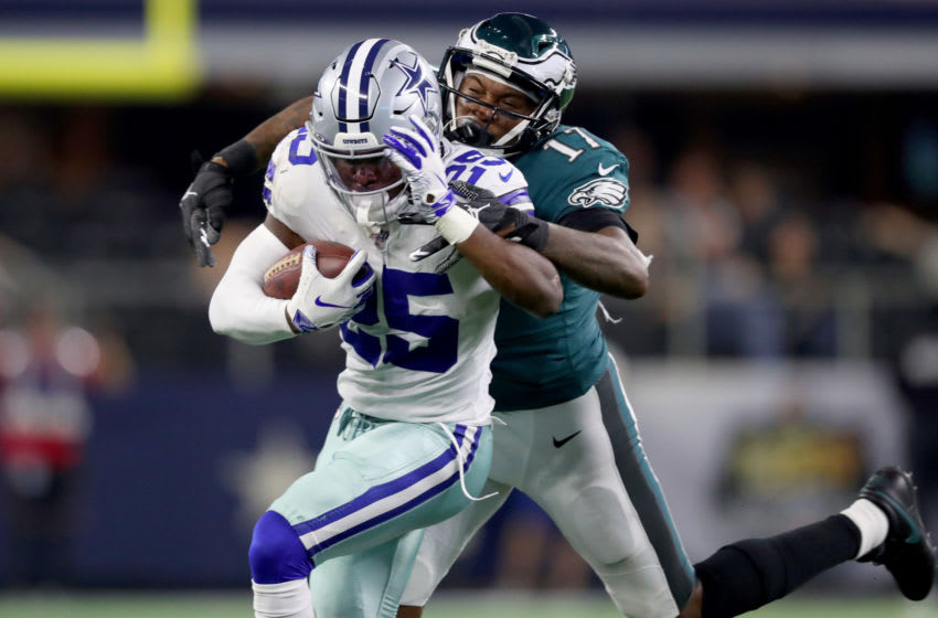 Xavier Woods #25 of the Dallas Cowboys (Photo by Tom Pennington/Getty Images)