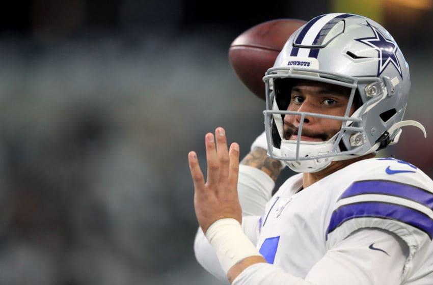 Dak Prescott #4 of the Dallas Cowboys (Photo by Tom Pennington/Getty Images)