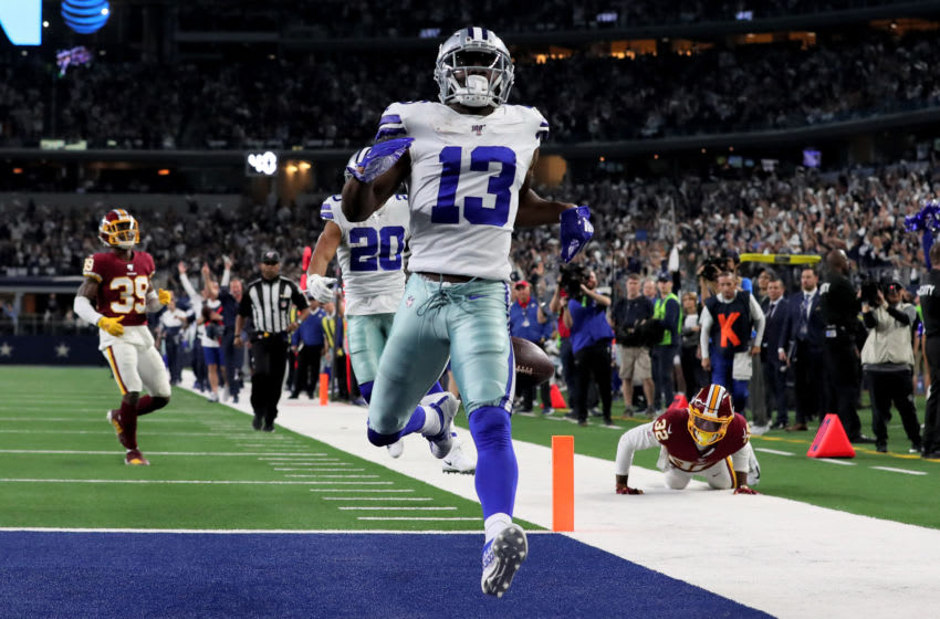 Michael Gallup, Wide Receiver (Photo by Tom Pennington/Getty Images)
