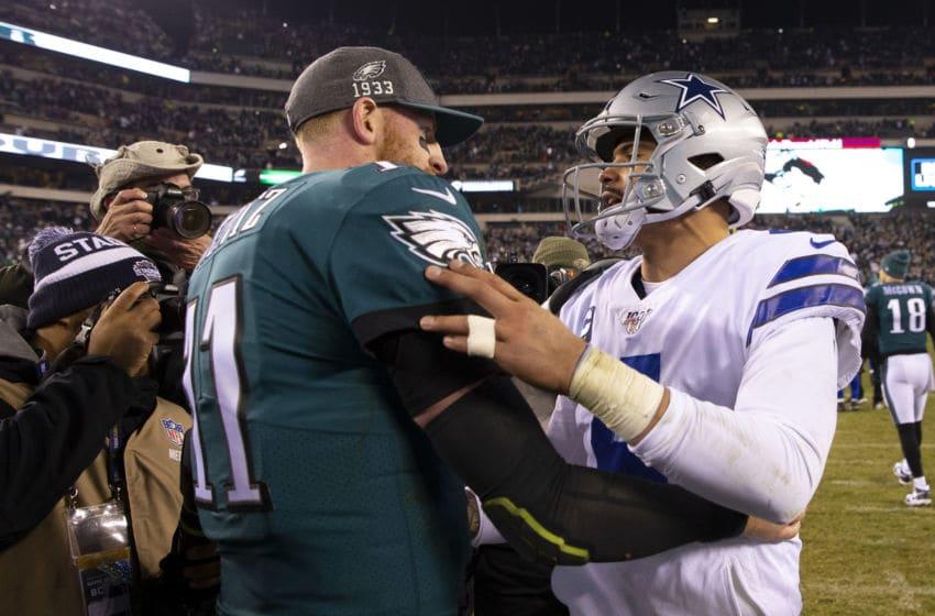 Philadelphia Eagles vs Dallas Cowboys (Photo by Mitchell Leff/Getty Images)