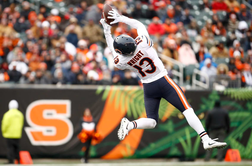 CINCINNATI, OH - DECEMBER 10: Kendall Wright