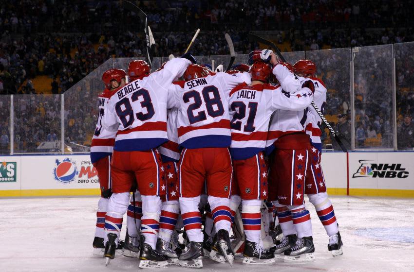 Washington Capitals (Photo by Jamie Squire/Getty Images)