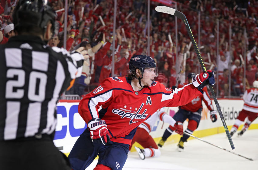 Nicklas Backstrom, Washington Capitals (Photo by Patrick Smith/Getty Images)