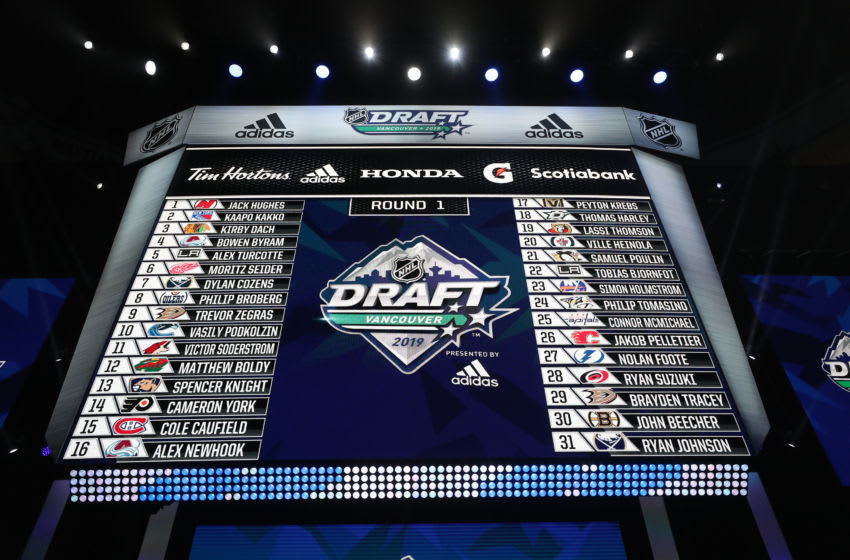 NHL Draft, Washington Capitals (Photo by Bruce Bennett/Getty Images)