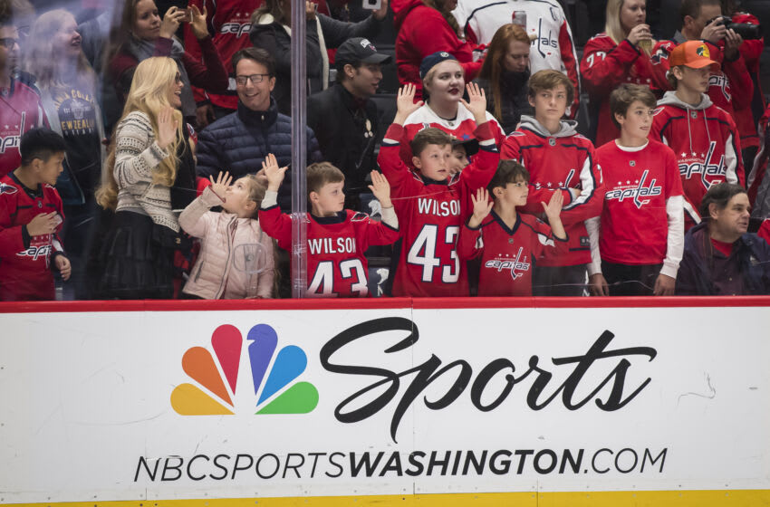 Washington Capitals (Photo by Scott Taetsch/Getty Images)