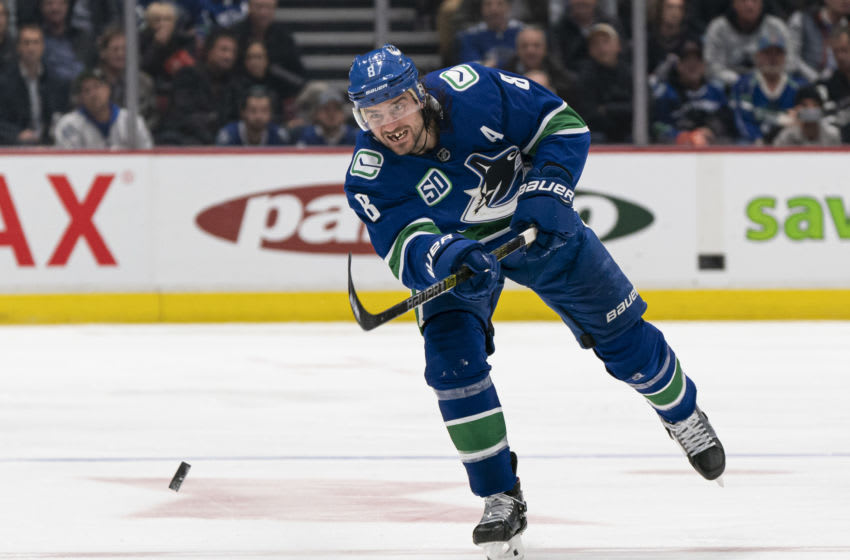 Chris Tanev (Photo by Rich Lam/Getty Images)