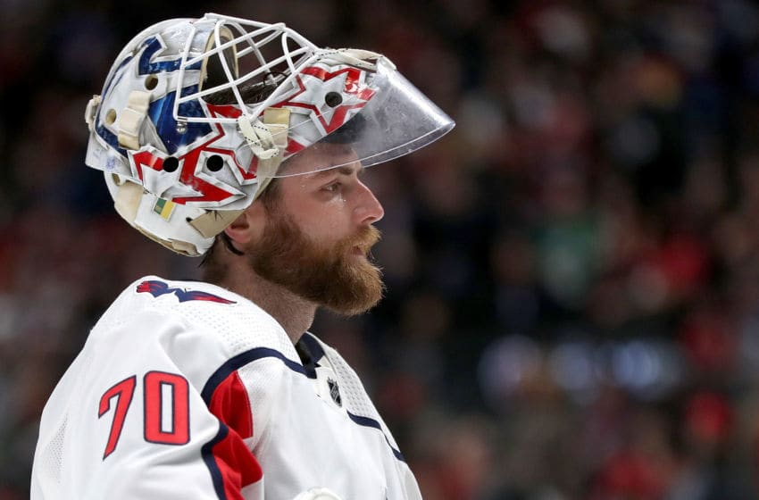 Braden Holtby, Washington Capitals (Photo by Matthew Stockman/Getty Images)