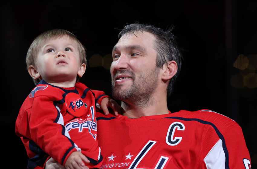 Washington Capitals, Alex Ovechkin (Photo by Patrick Smith/Getty Images)