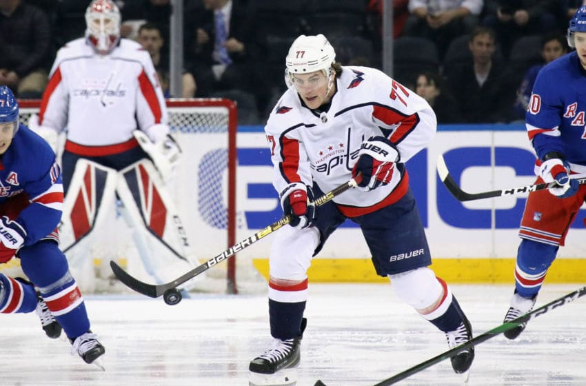 T.J. Oshie, Washington Capitals (Photo by Bruce Bennett/Getty Images)