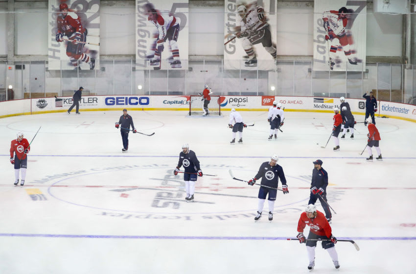Washington Capitals (Photo by Patrick Smith/Getty Images)