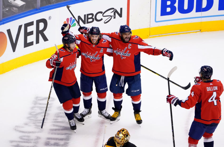 T.J. Oshie, Washington Capitals (Photo by Andre Ringuette/Freestyle Photo/Getty Images)