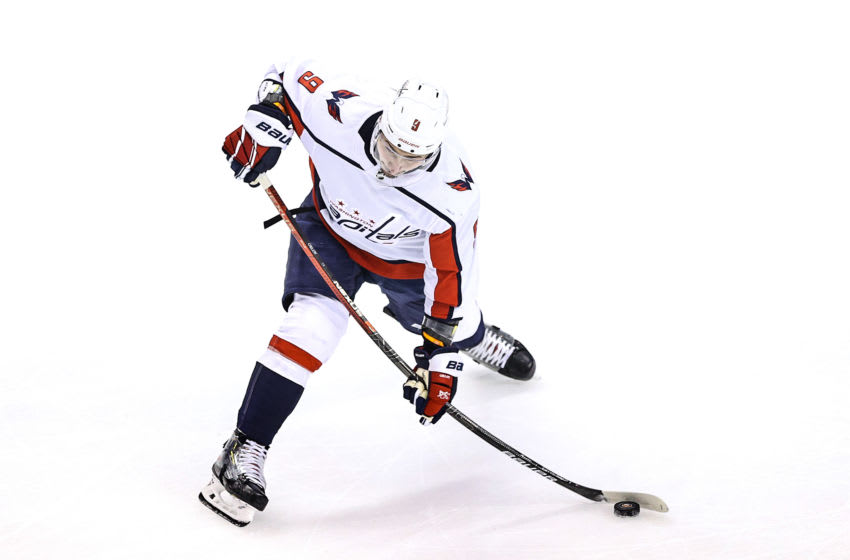 Dmitry Orlov, Washington Capitals (Photo by Elsa/Getty Images)