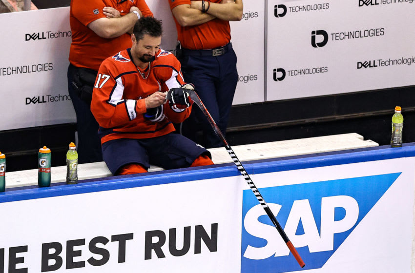 Ilya Kovalchuk, Washington Capitals (Photo by Elsa/Getty Images)