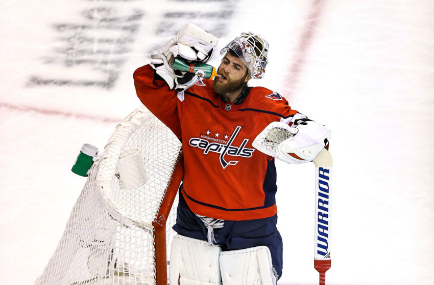 Braden Holtby, Washington Capitals (Photo by Elsa/Getty Images)