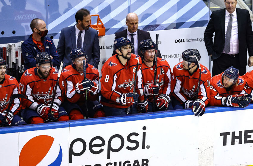 Washington Capitals (Photo by Elsa/Getty Images)