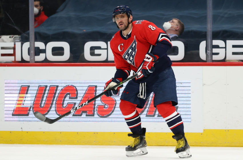 Alex Ovechkin, Washington Capitals (Photo by Patrick Smith/Getty Images)